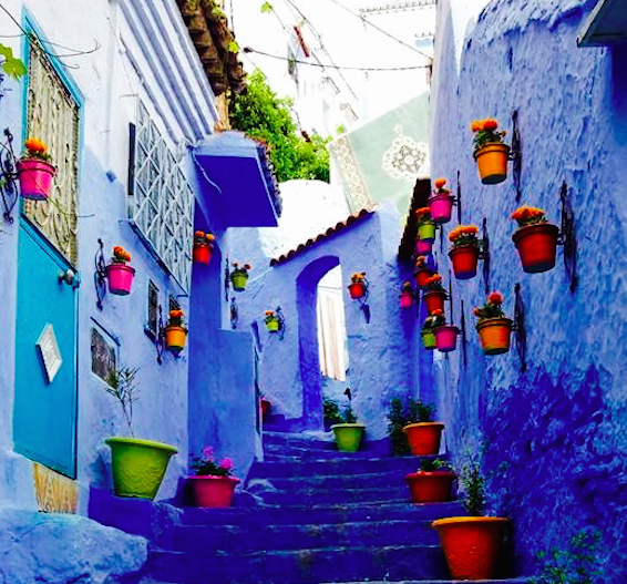 MOROCCO – CHEFCHAOUEN