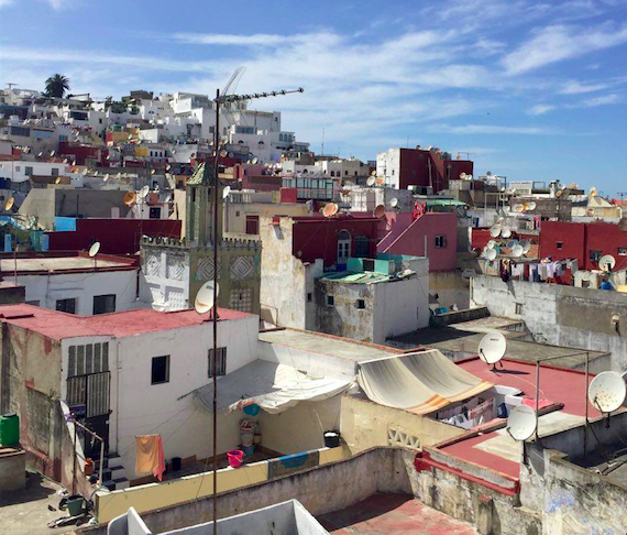 MOROCCO – TANGIER