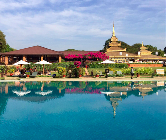 MYANMAR – NEW YEAR'SEVE
